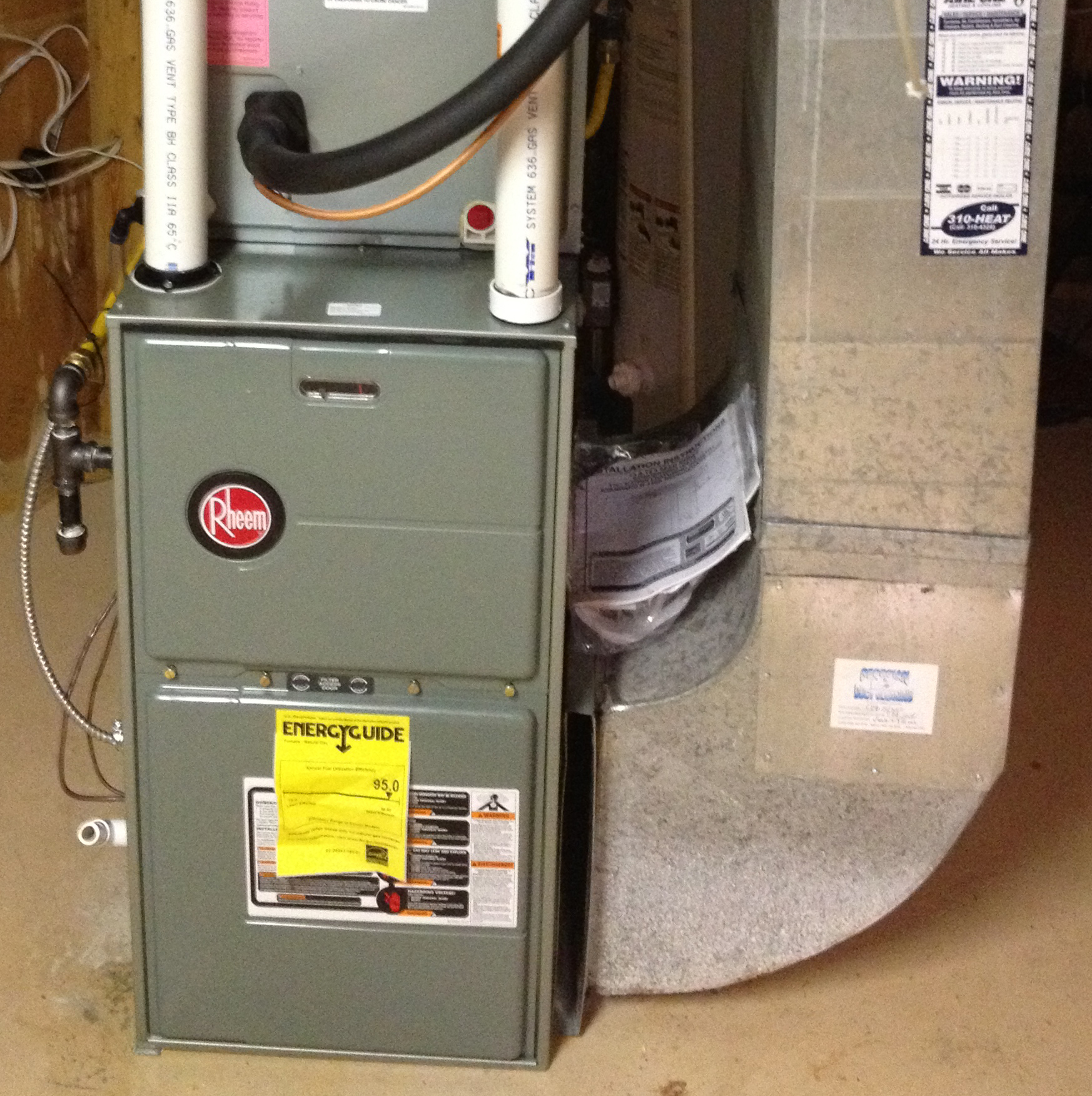 Furnace filter heating cooling barrie for How to choose a furnace for your home
